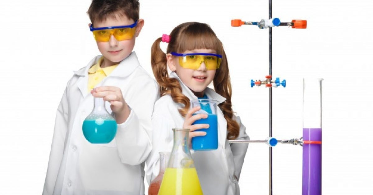 two-cute-children-chemistry-lesson-making-experiments_155003-2184